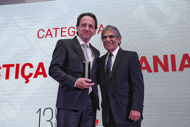 São Paulo é vencedor do 13º Prêmio Innovare