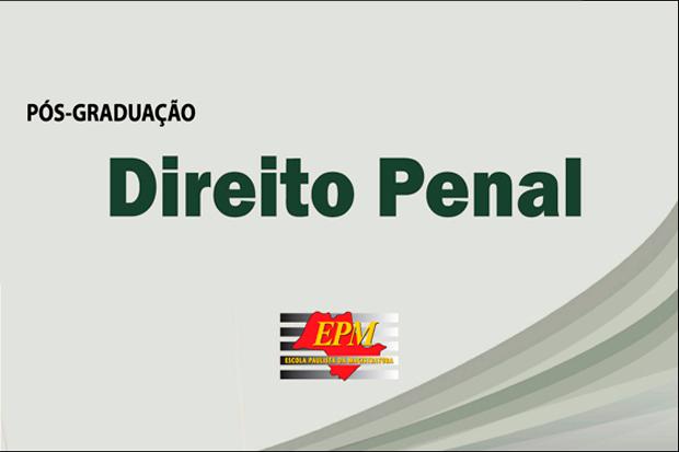 Abertas as inscrições para o 6º Curso de especialização em Direito Penal da EPM