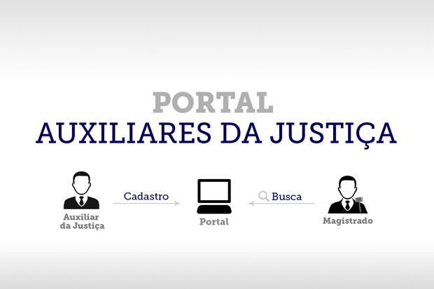 Portal de Auxiliares da Justiça recebe cadastro de peritos, tradutores e outros profissionais