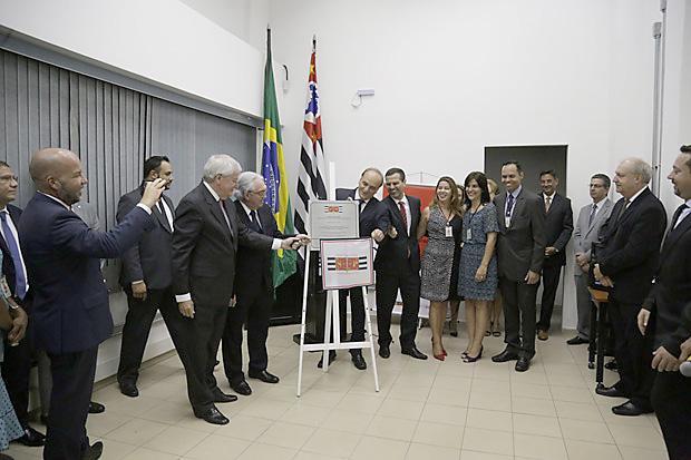 TJSP instala Sala de Capacitação em Santos