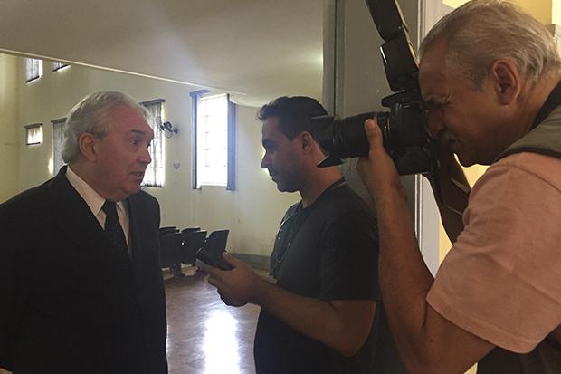 Corregedor-geral da Justiça visita Centro de Progressão Penitenciária em Bauru