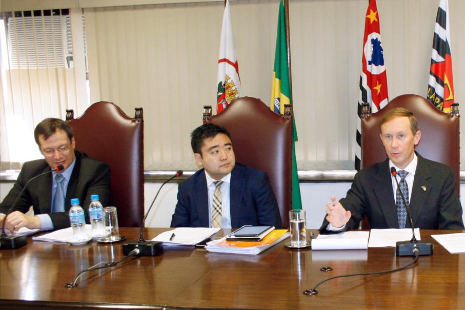 Perspectivas norte-americana e brasileira do Direito Concorrencial e da propriedade intelectual são debatidas na EPM