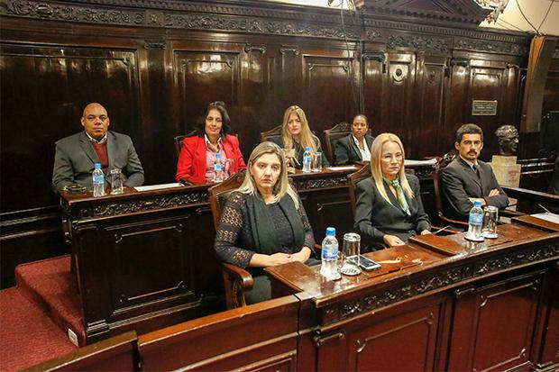 OAB realiza júri simulado no TJSP