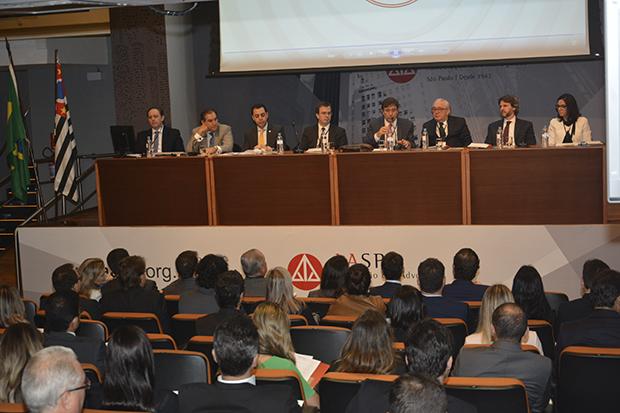 CGJ participa do 7º Congresso Brasileiro de Direito Comercial