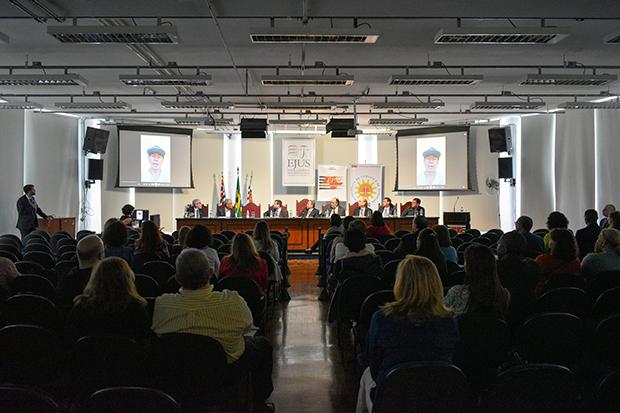 EPM e CIJ promovem o seminário 'Infância e Juventude e esporte'