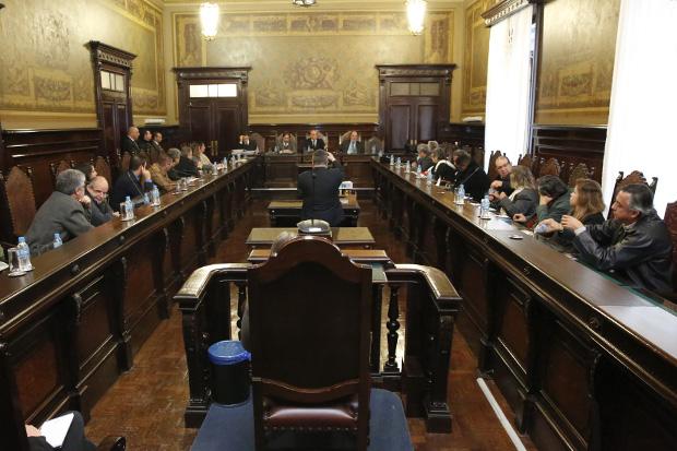 Presidência se reúne com entidades representativas de servidores