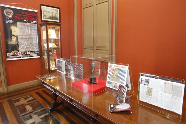 'Guerra dos Paulistas – uma visão contemporânea' chega ao Museu do Tribunal