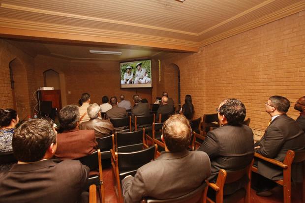 Museu do Tribunal exibe curta-metragem sobre Revolução de 32