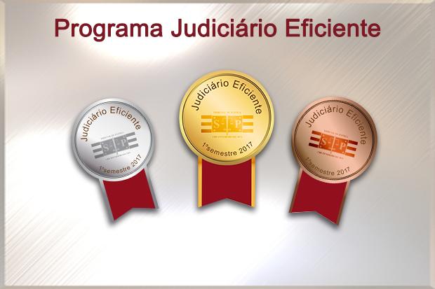 TJSP divulga lista de selos concedidos pelo programa 'Judiciário Eficiente'