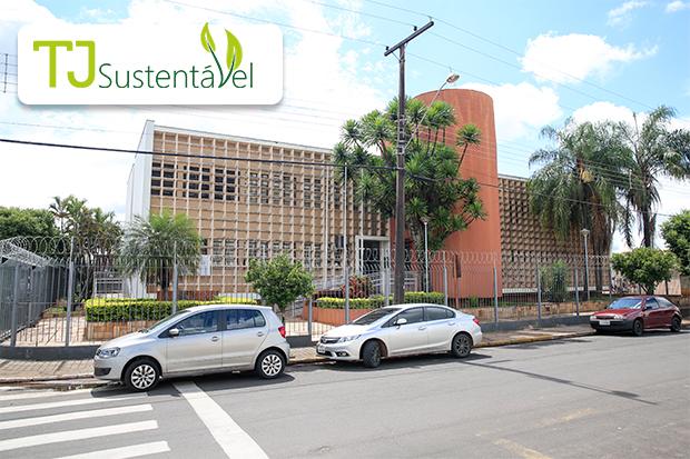 Fórum de General Salgado assume o 1º lugar do TJ Sustentável