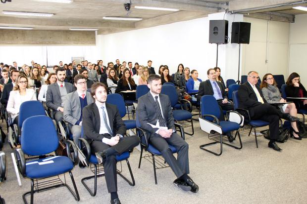 EPM inicia curso de vitaliciamento para os juízes do 185º Concurso de Ingresso