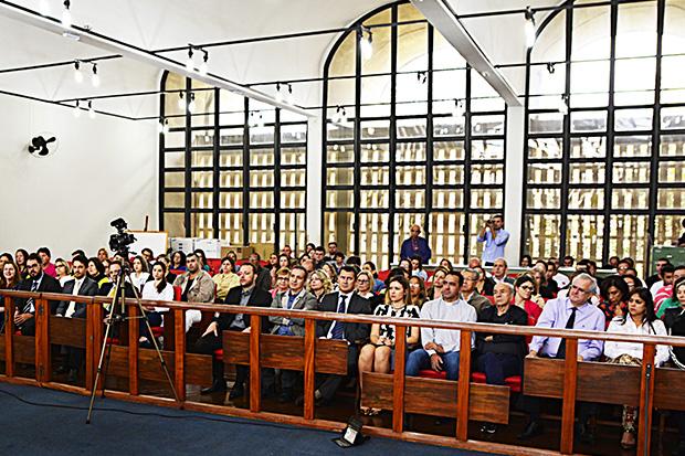 """TJSP lança em Adamantina o projeto """"Setembro Amarelo"""""""