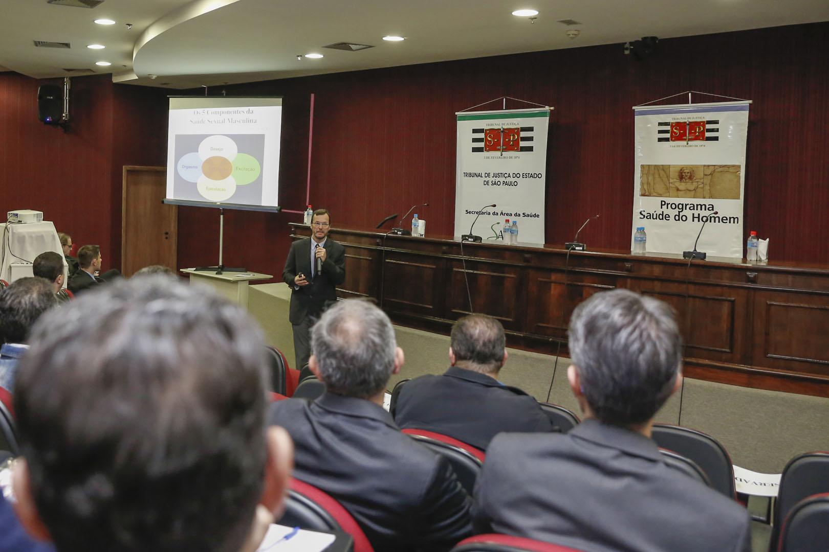 """Servidores do Tribunal participam do """"Programa Saúde do Homem 2017"""""""