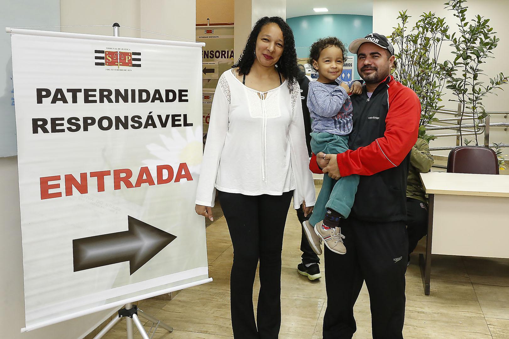 Mutirão da Paternidade Responsável atende 2.300 pessoas em Santo Amaro