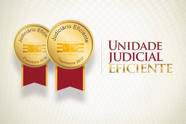 TJSP faz primeira entrega do Certificado Unidade Judicial Eficiente