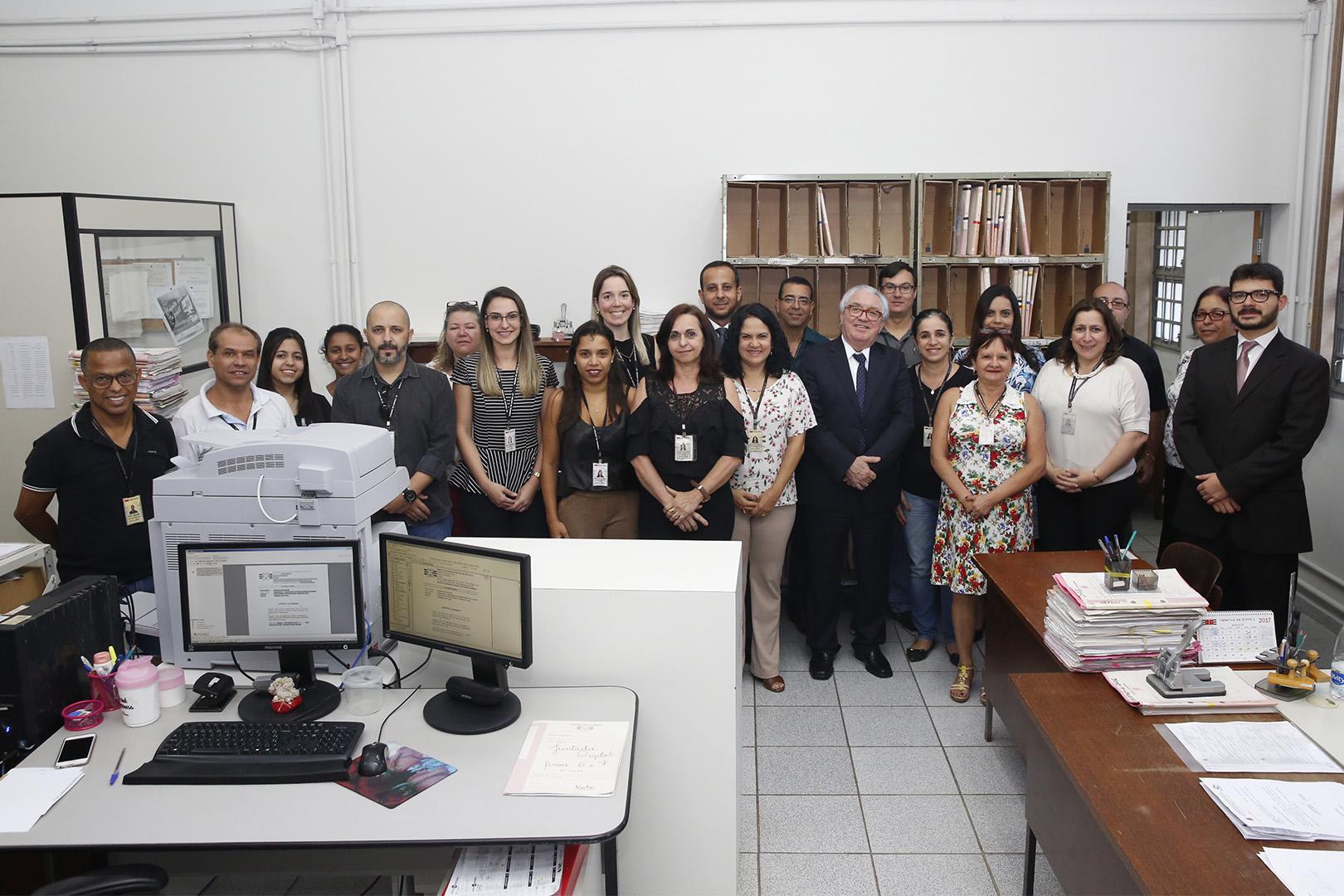CGJ realiza correição na região de Araçatuba