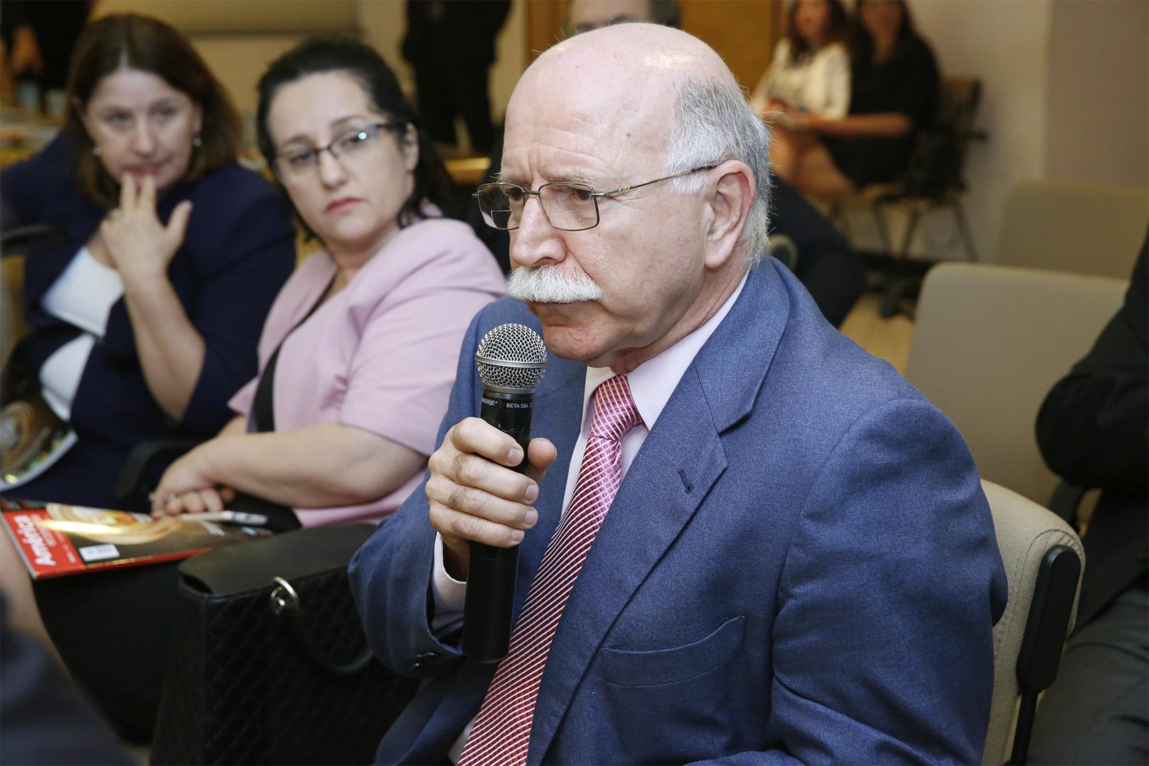 Presidente profere palestra sobre eficiência no Poder Judiciário