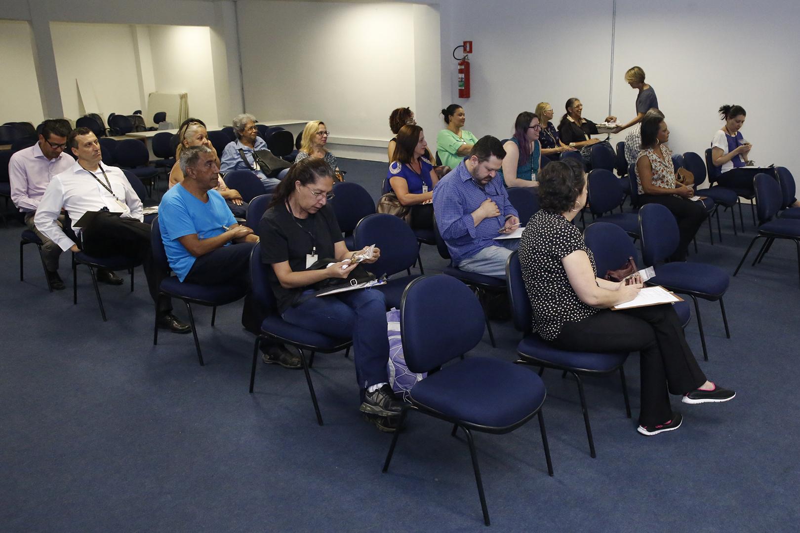 Programa Melhor Sem Tabaco promove reunião inaugural