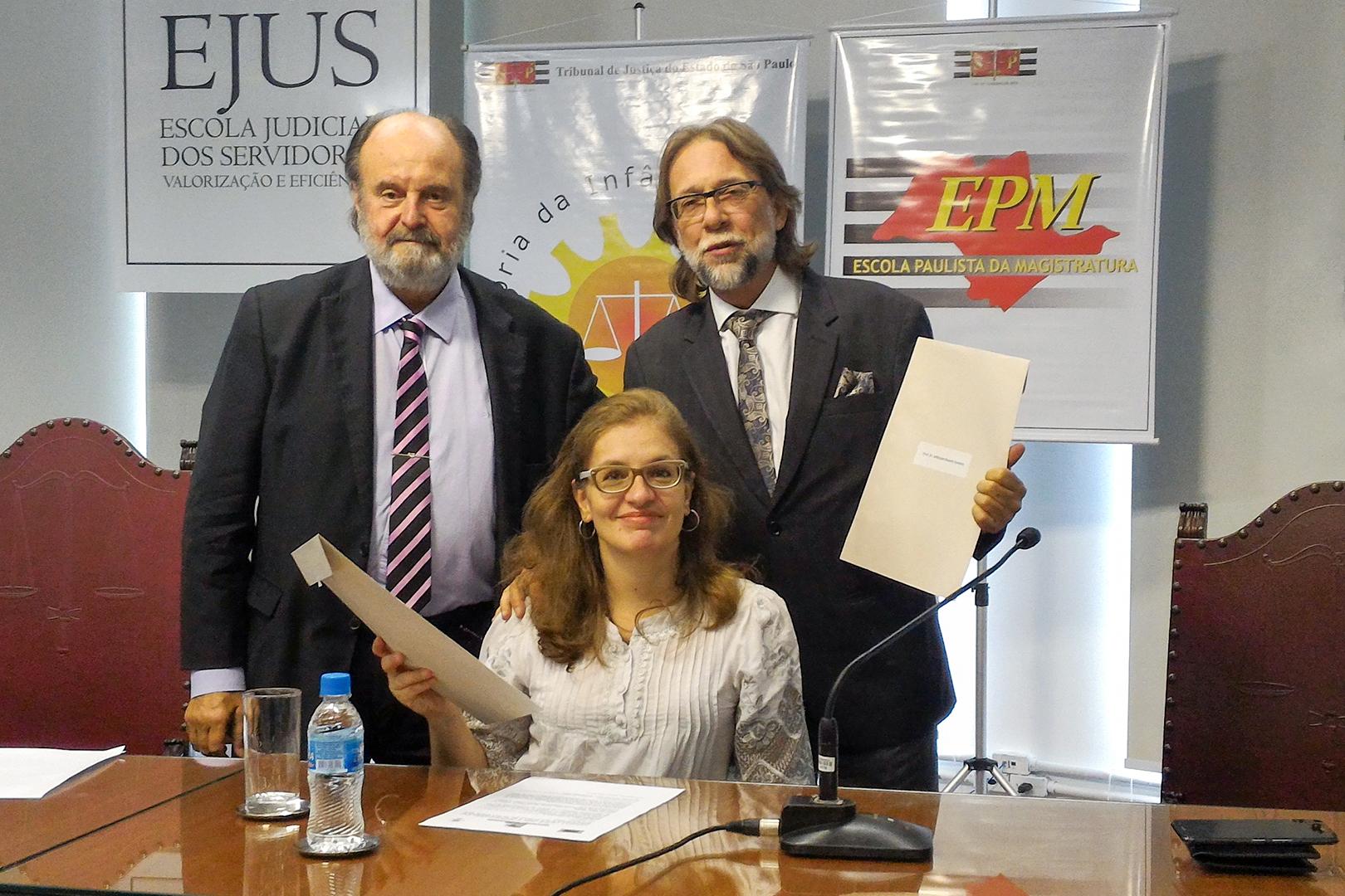 EPM e CIJ promovem o seminário 'Abuso sexual: Bioética e saúde'