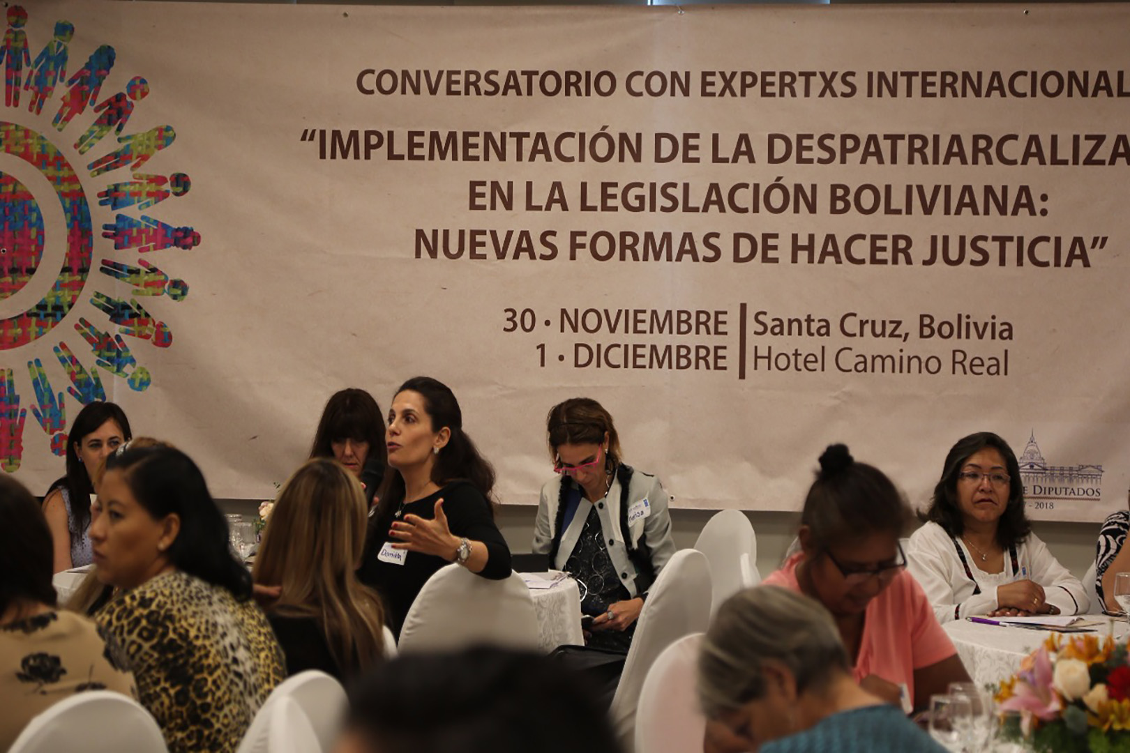 Magistrada paulista participa de congresso sobre violência doméstica na Bolívia