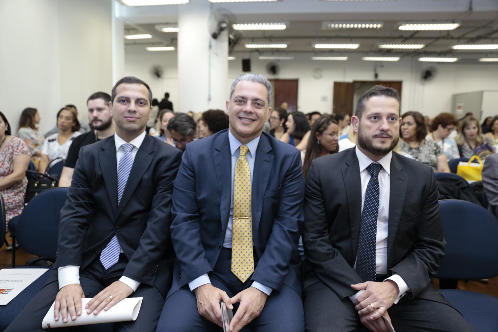 Encontro no FJMJ trata da integração do TJSP com o Banco Nacional de Monitoramento de Prisões