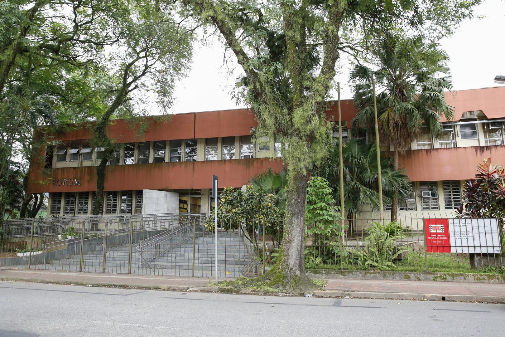 Juízes da Presidência visitam Fórum de Cubatão