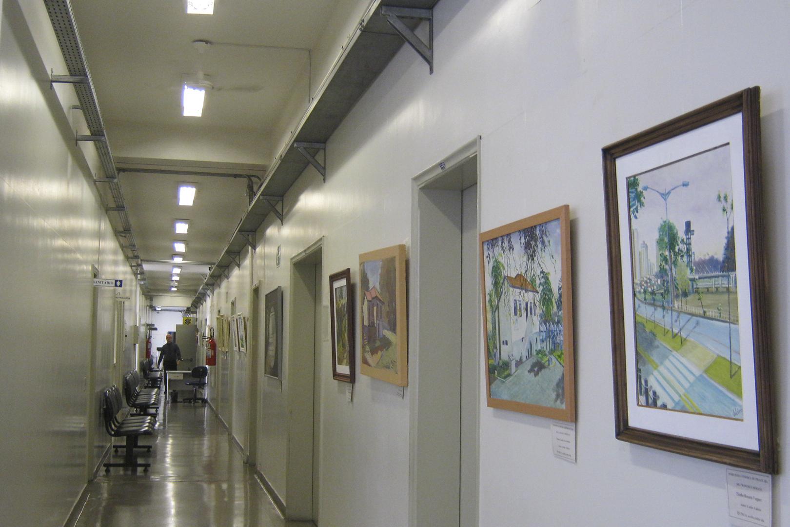 Eventos culturais em fóruns do TJSP