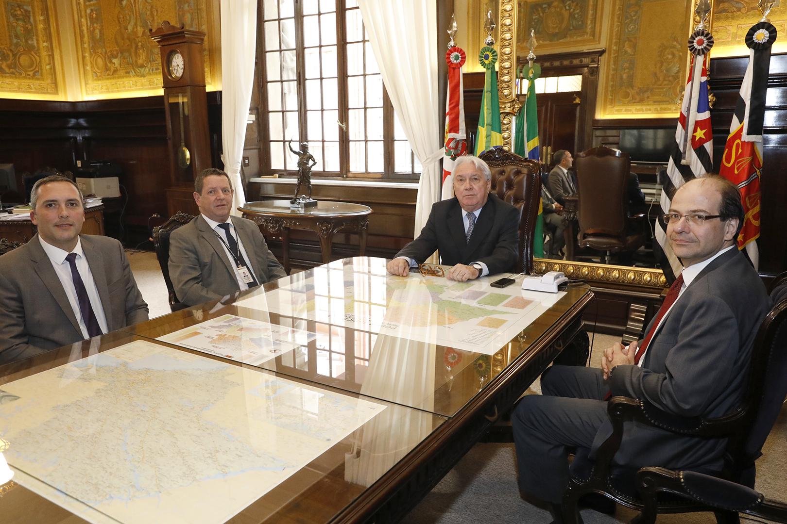 Secretário da SAD deixa o posto após anos de contribuições ao Judiciário bandeirante