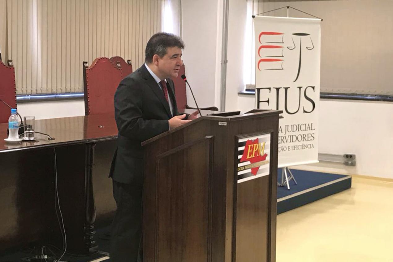 EJUS inicia o 'Curso de introdução à Ciência do Direito'