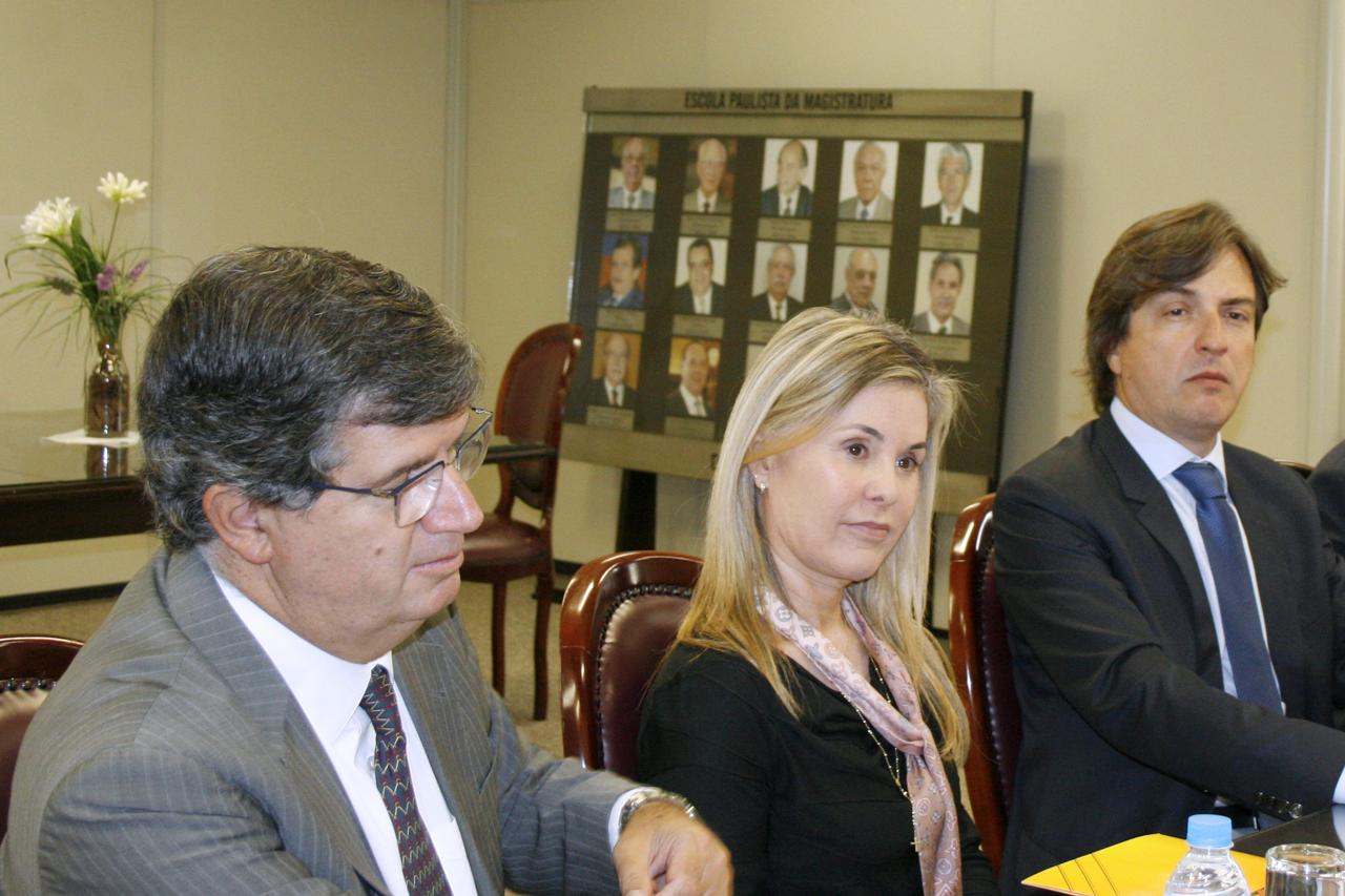EPM promove reunião com os coordenadores dos núcleos regionais