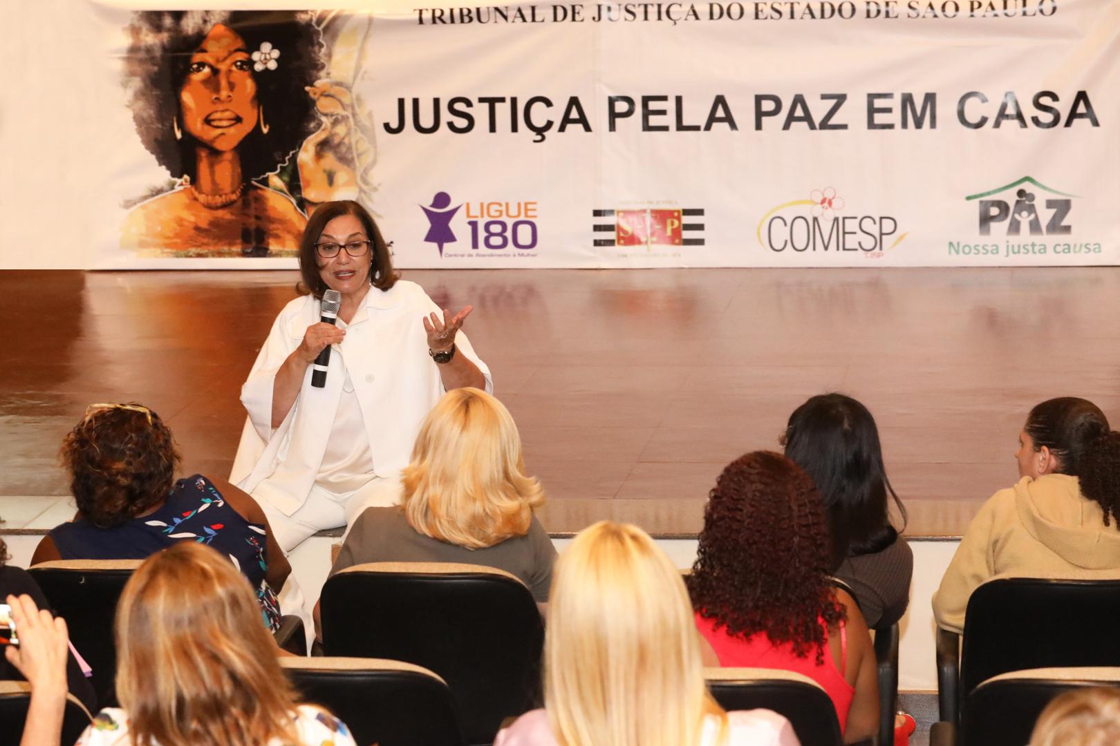 """""""Semana pela Paz em Casa"""": varas da Capital promovem eventos"""