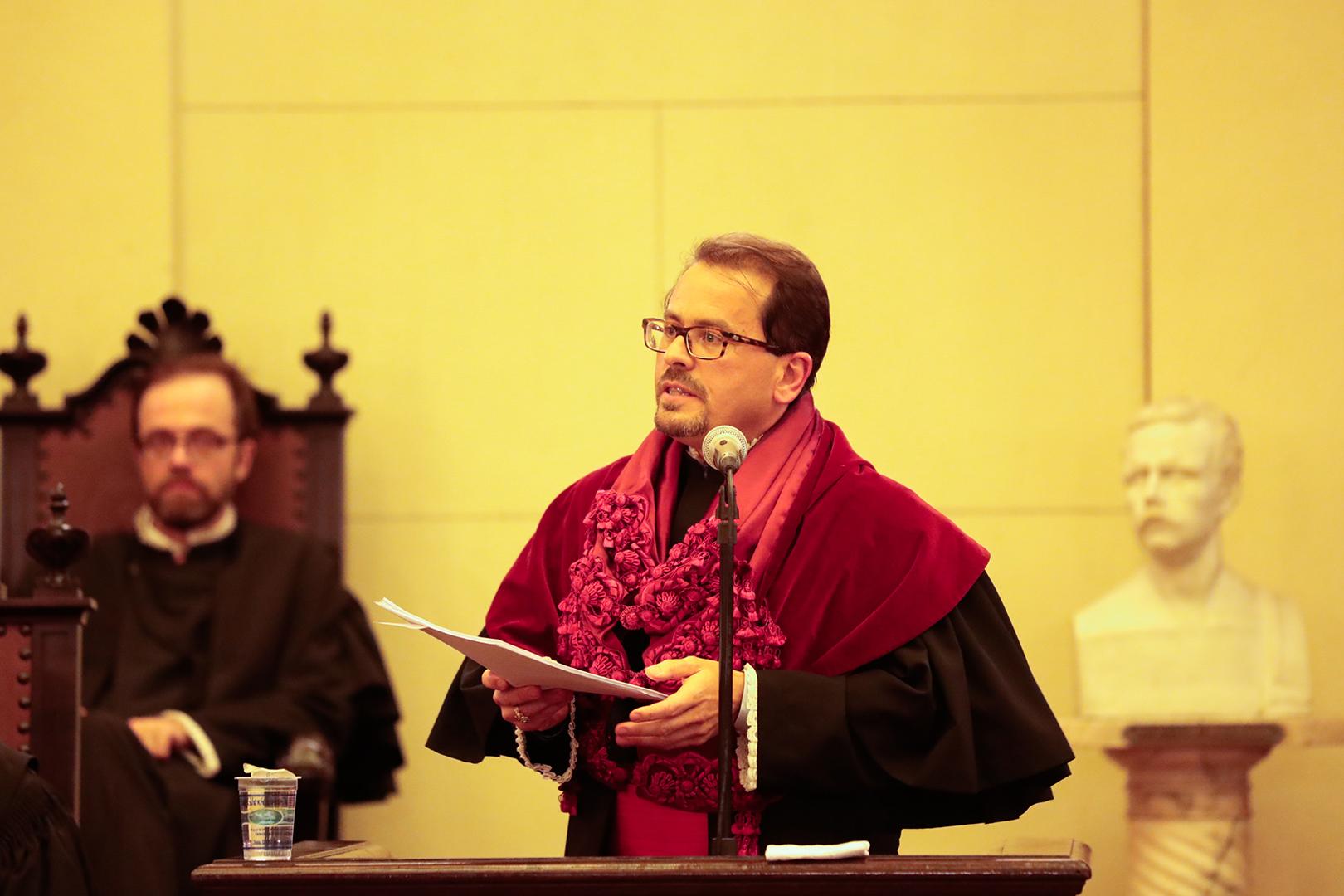 Judiciário prestigia posse de novo diretor da Faculdade de Direito da USP