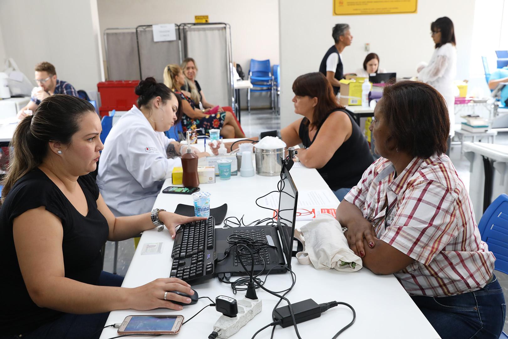 TJSP promove 8ª edição da Campanha de Doação de Sangue