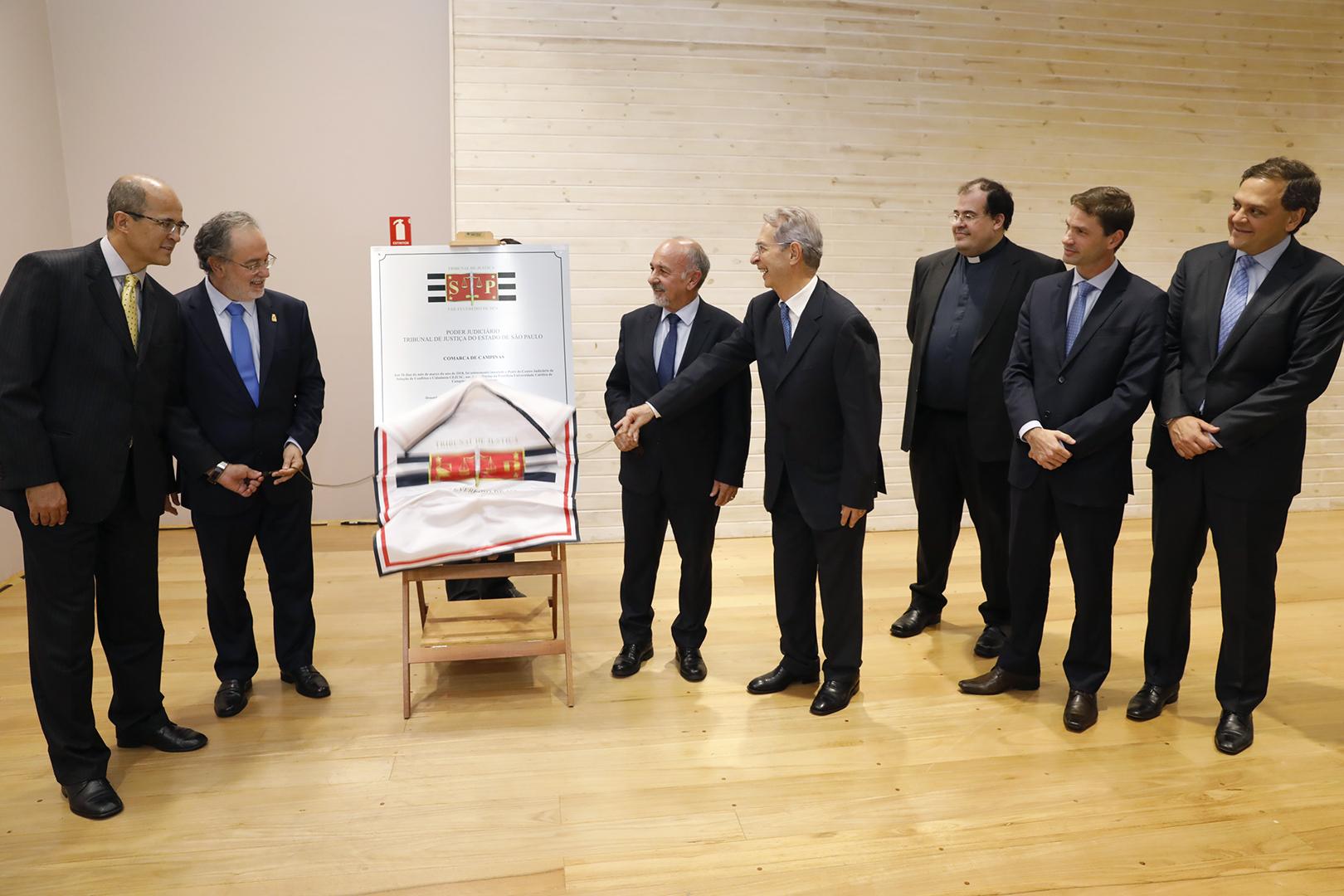 Comarca de Campinas recebe segundo posto do Cejusc