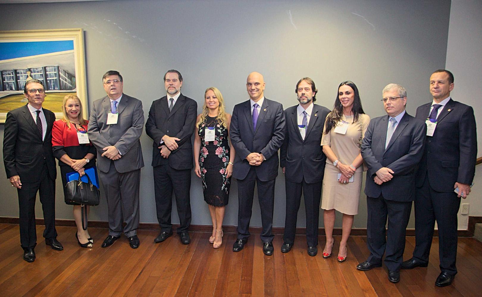 Magistrados paulistas participam do II Fórum Nacional de Juízes Criminais