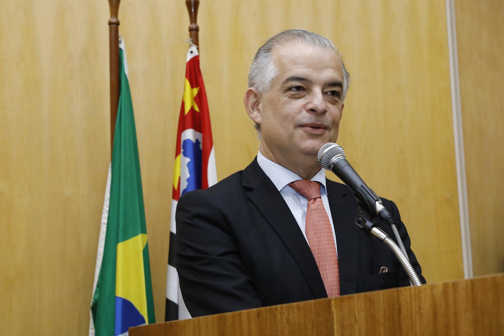 Gianpaolo Poggio Smanio é empossado como procurador-geral de Justiça