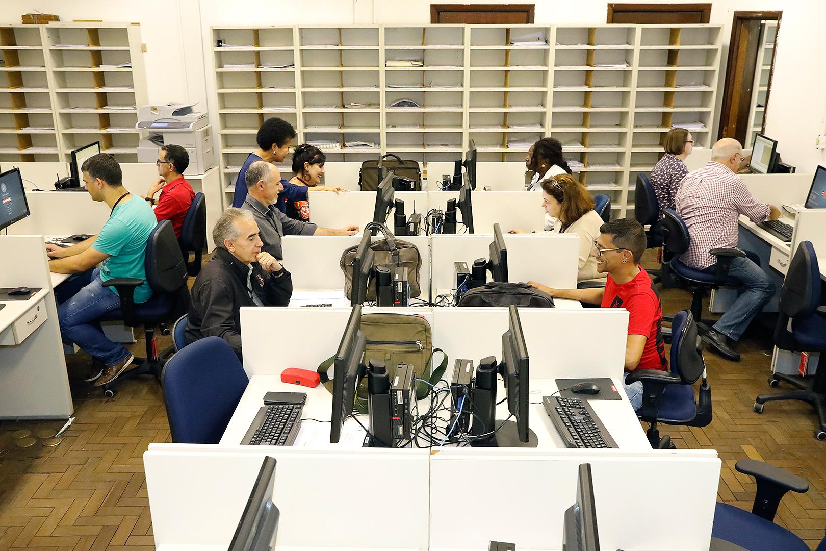 Conheça o trabalho da Central de Mandados do Fórum João Mendes Júnior