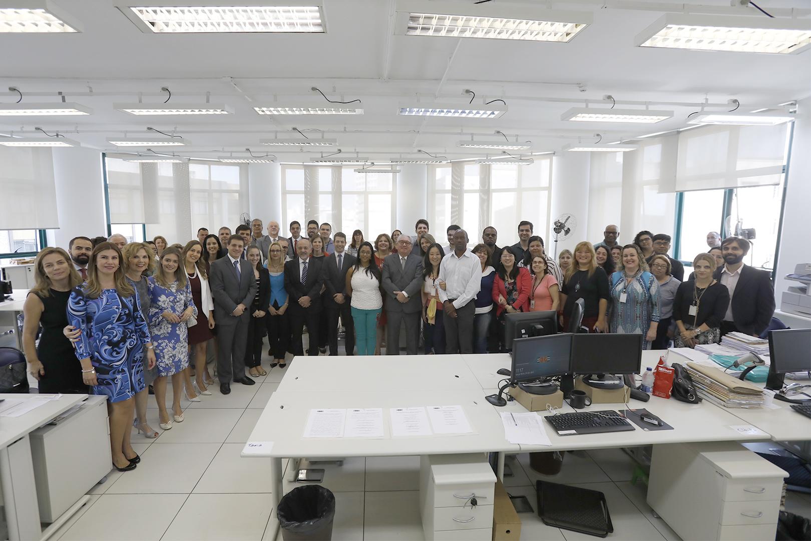 Tribunal de Justiça inaugura novo Cartório do Futuro no Fórum João Mendes Júnior
