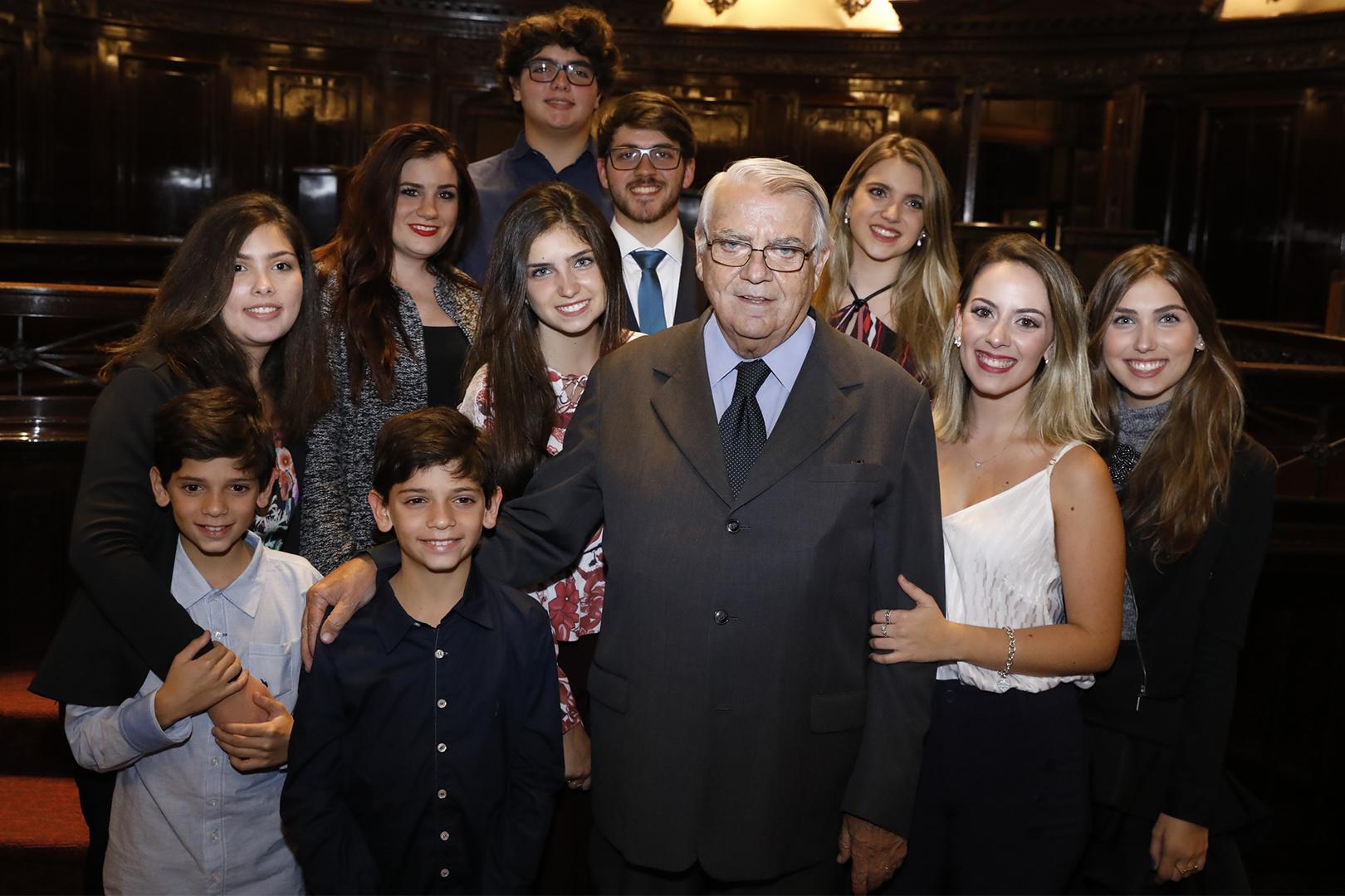 Agenda 150 Anos homenageia desembargador Caio Canguçu de Almeida