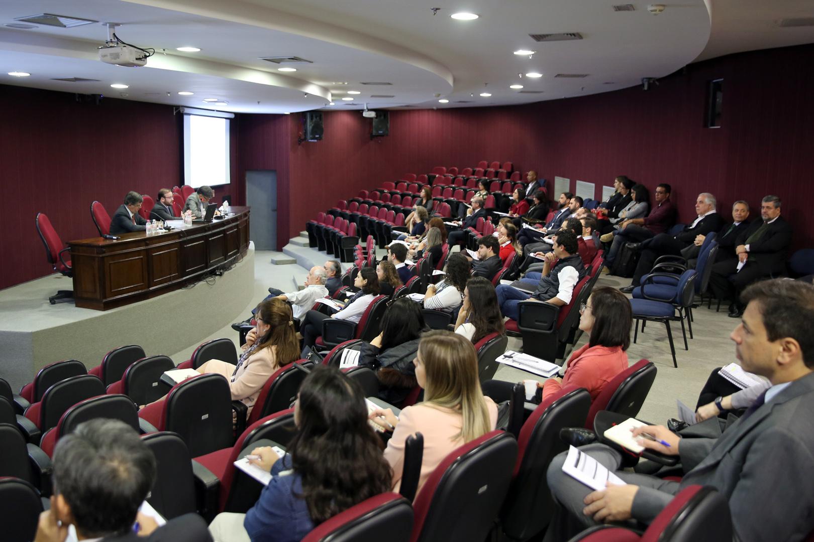 EPM inicia o curso 'Temas contemporâneos de direitos reais' no Gade 9 de Julho