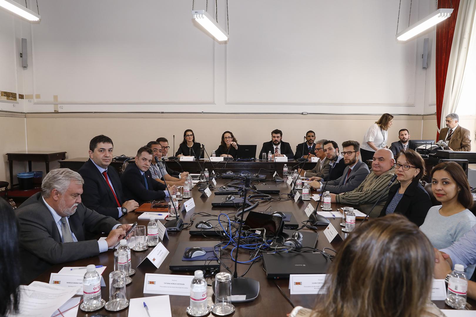 Reunião do Gaorp conquista acordos sobre áreas ocupadas em Santana