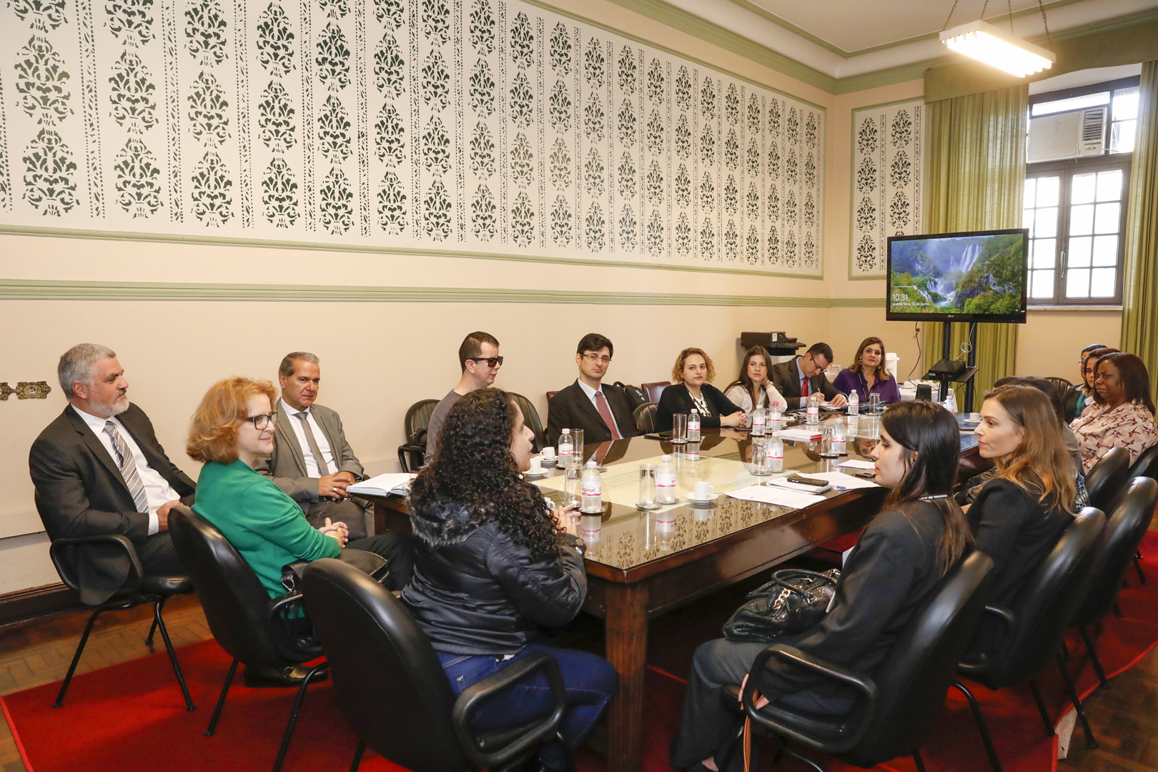Comitê de Acessibilidade define ações para inclusão de funcionários com deficiência