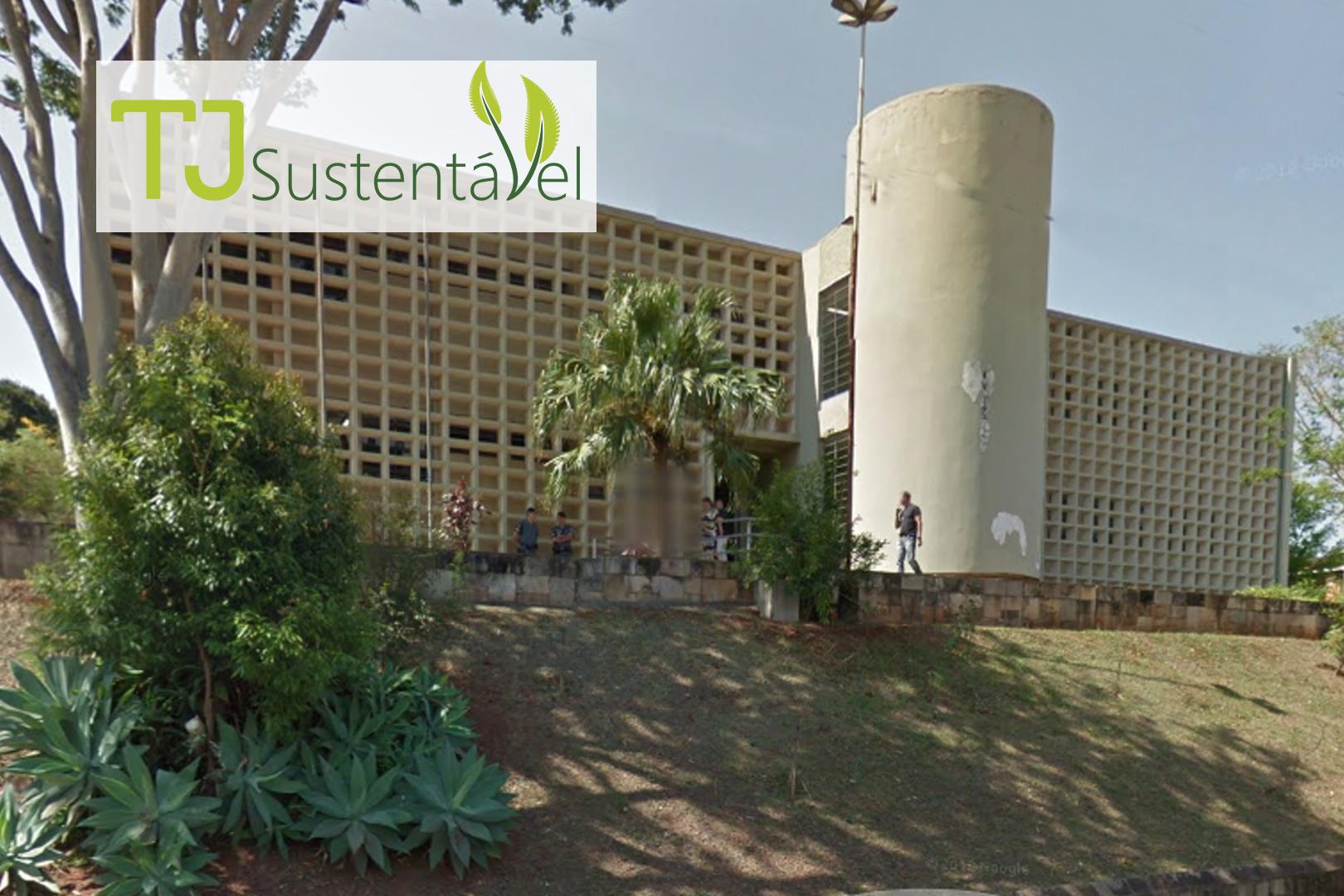 Fórum de Barra Bonita segue na liderança do TJ Sustentável