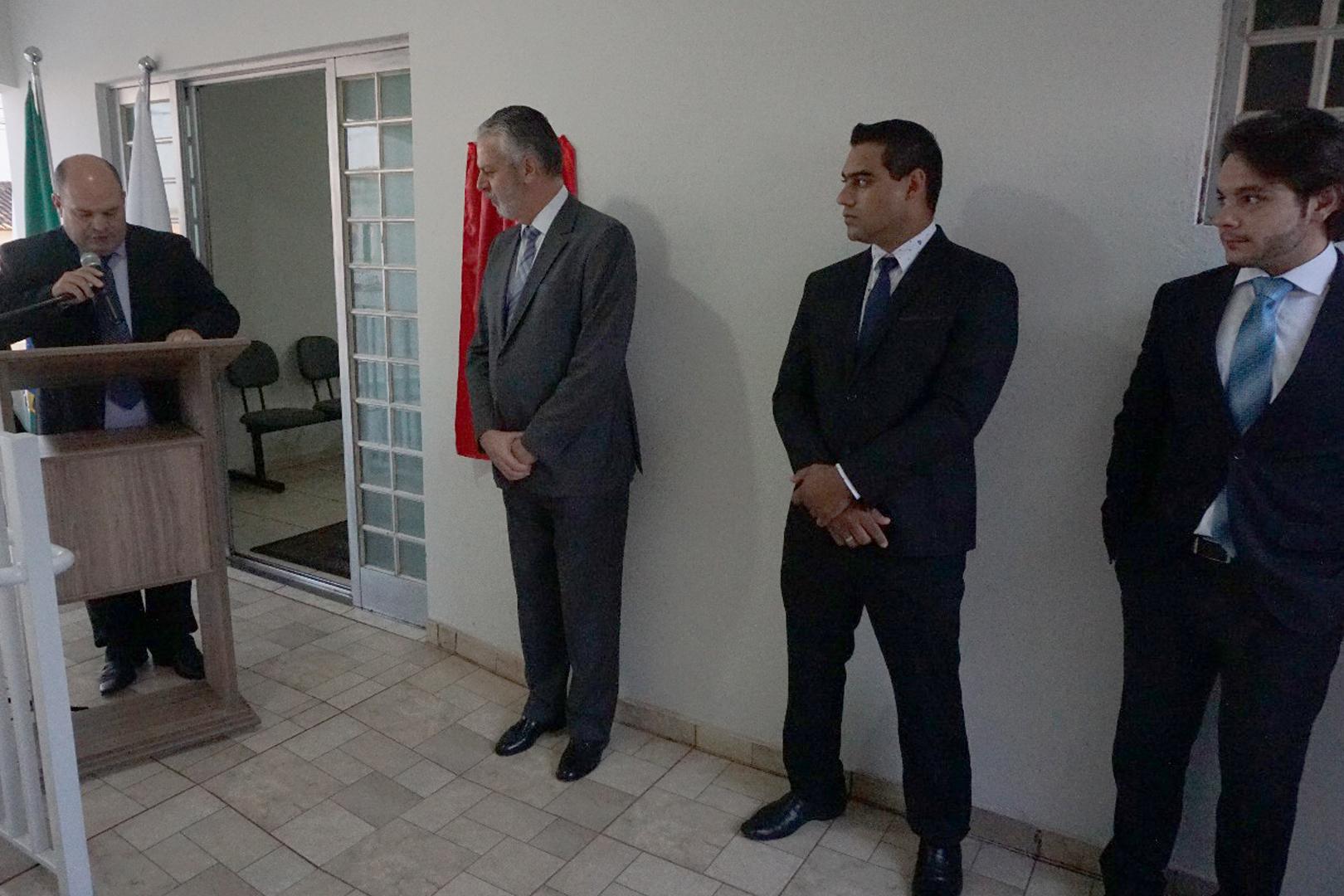 Comarca de Itaberá recebe unidade do Cejusc
