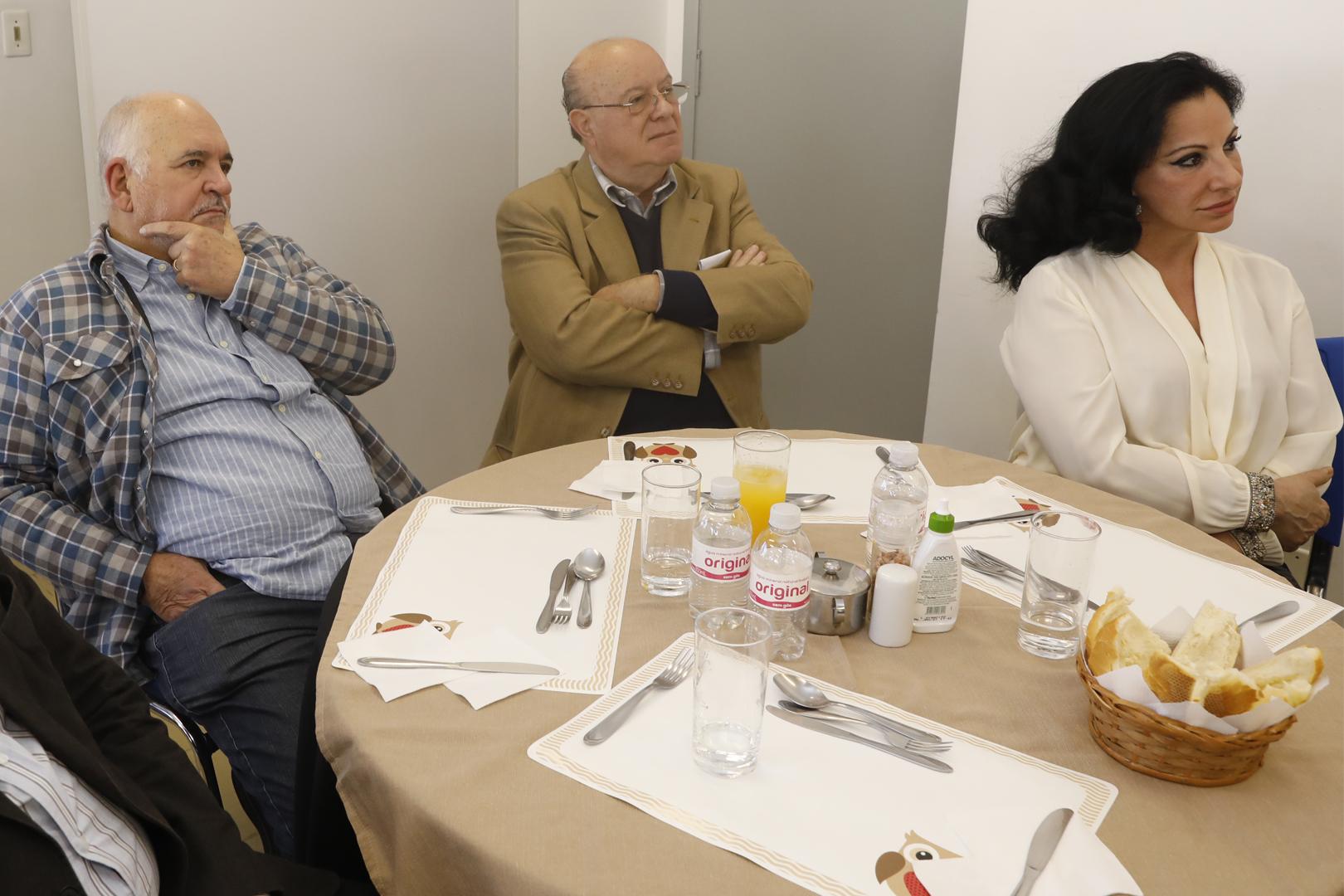 Construindo Justiça: reunião-almoço no Gade Conselheiro Furtado