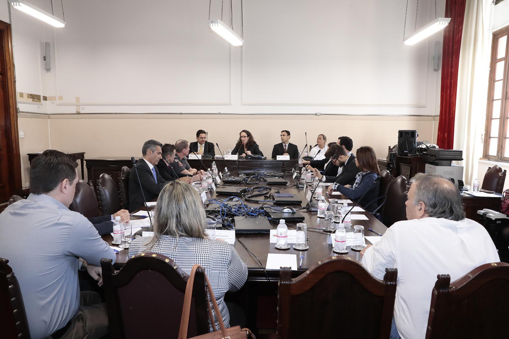 Reunião do Gaorp discute ocupações em Ribeirão Preto e Osasco