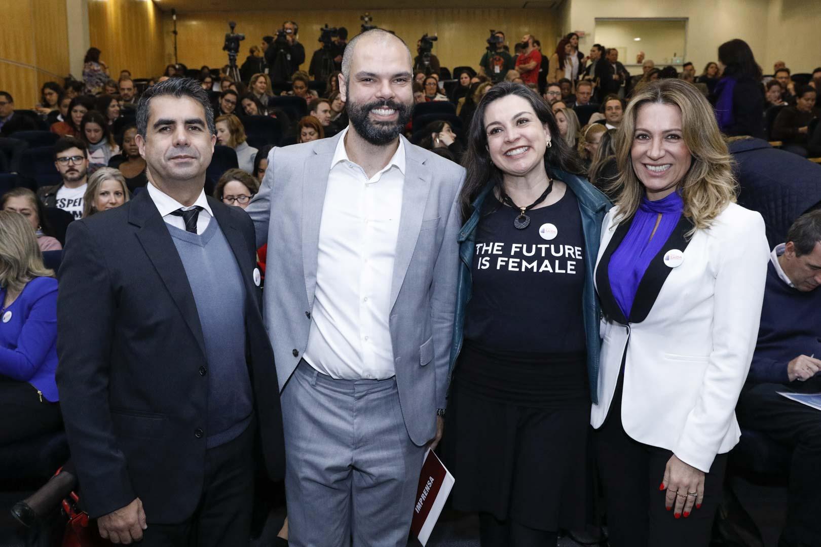 TJSP participa do lançamento do programa municipal 'Tem Saída'