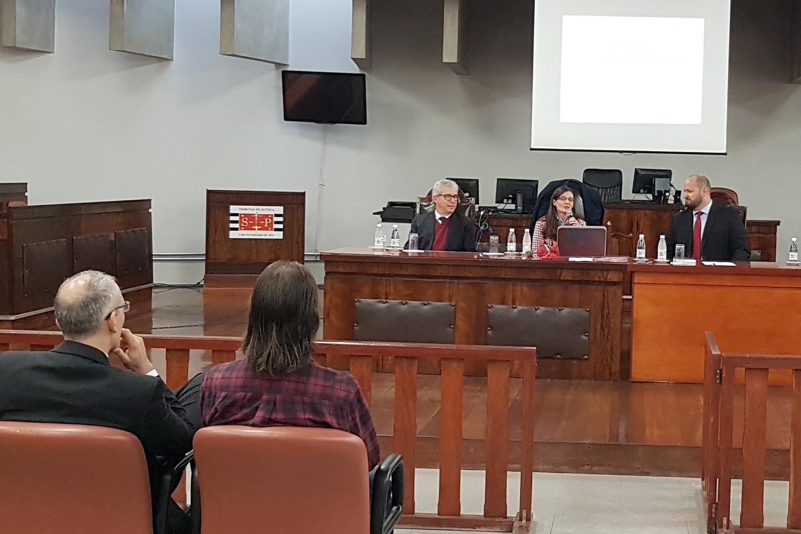 Núcleo Regional de Sorocaba da EPM realiza a palestra 'Morte digna? Direito à vida e autonomia privada'