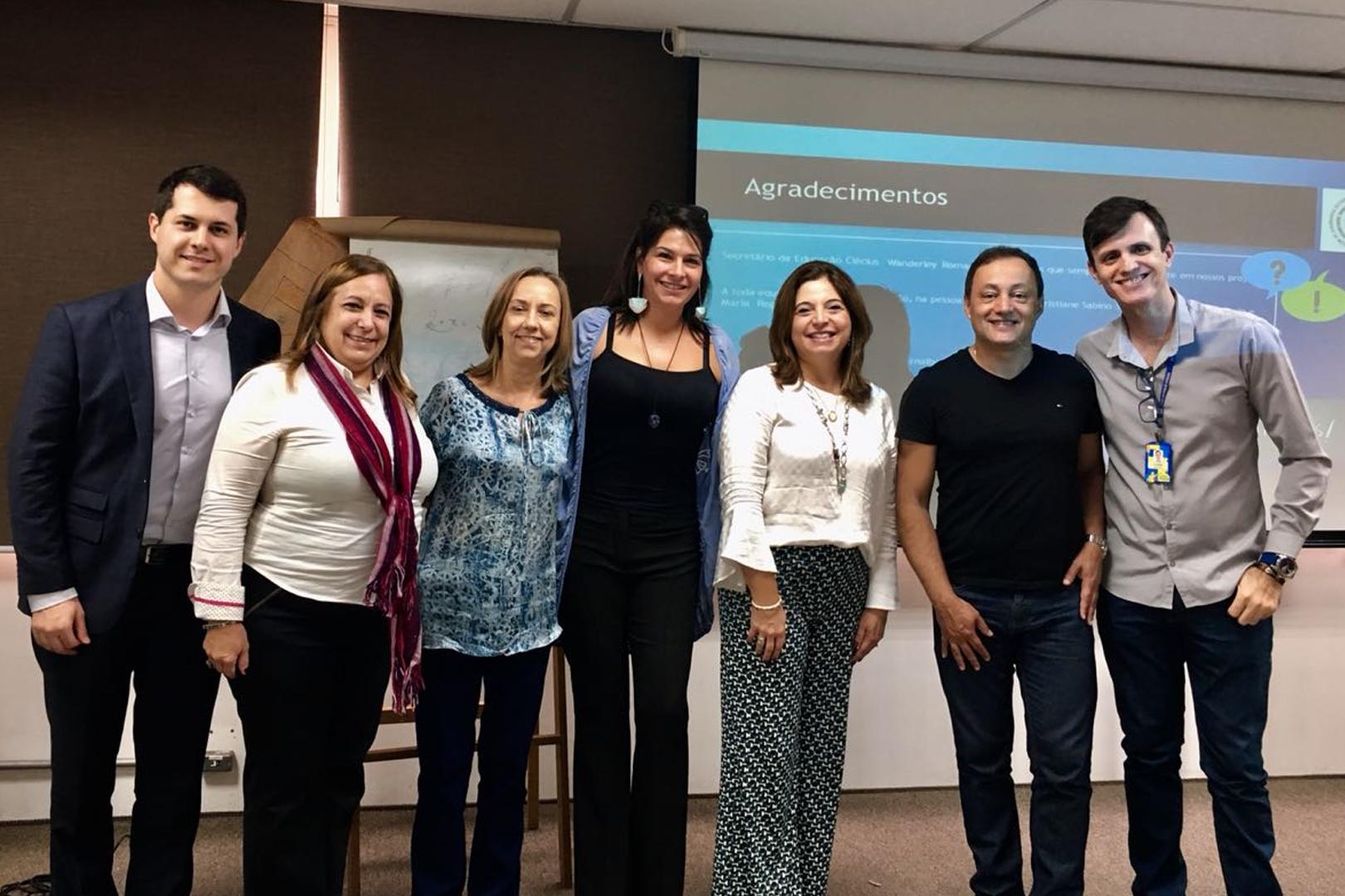 Cejusc de Santana de Parnaíba promove palestra sobre mediação para profissionais de educação