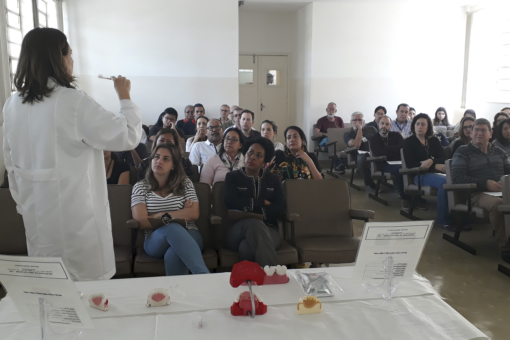 Mogi das Cruzes recebe programa Saúde Itinerante